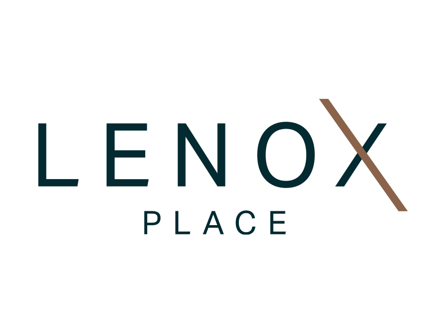 Lenox Place Logo On White