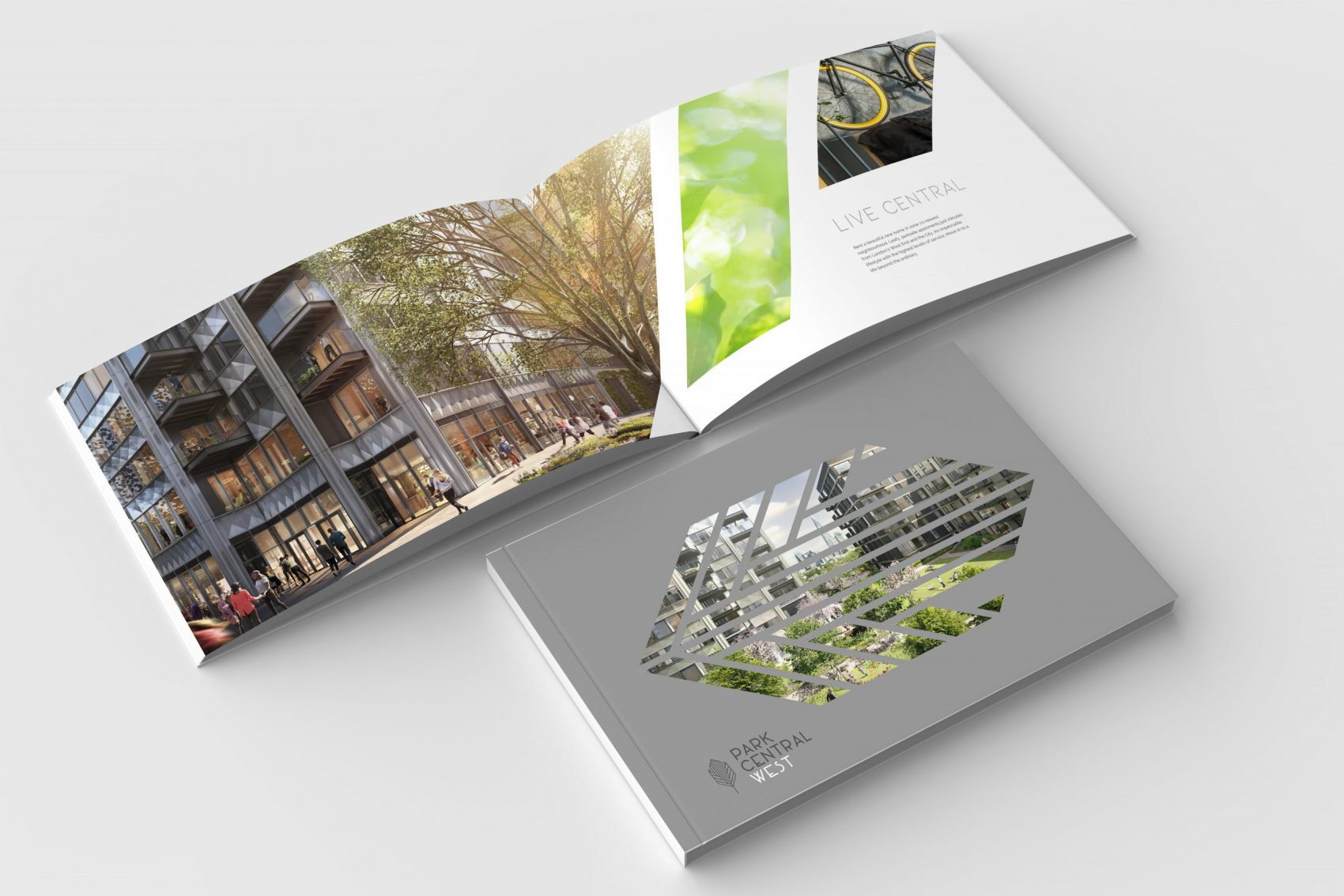 Elephant Park Brochure Design Inside