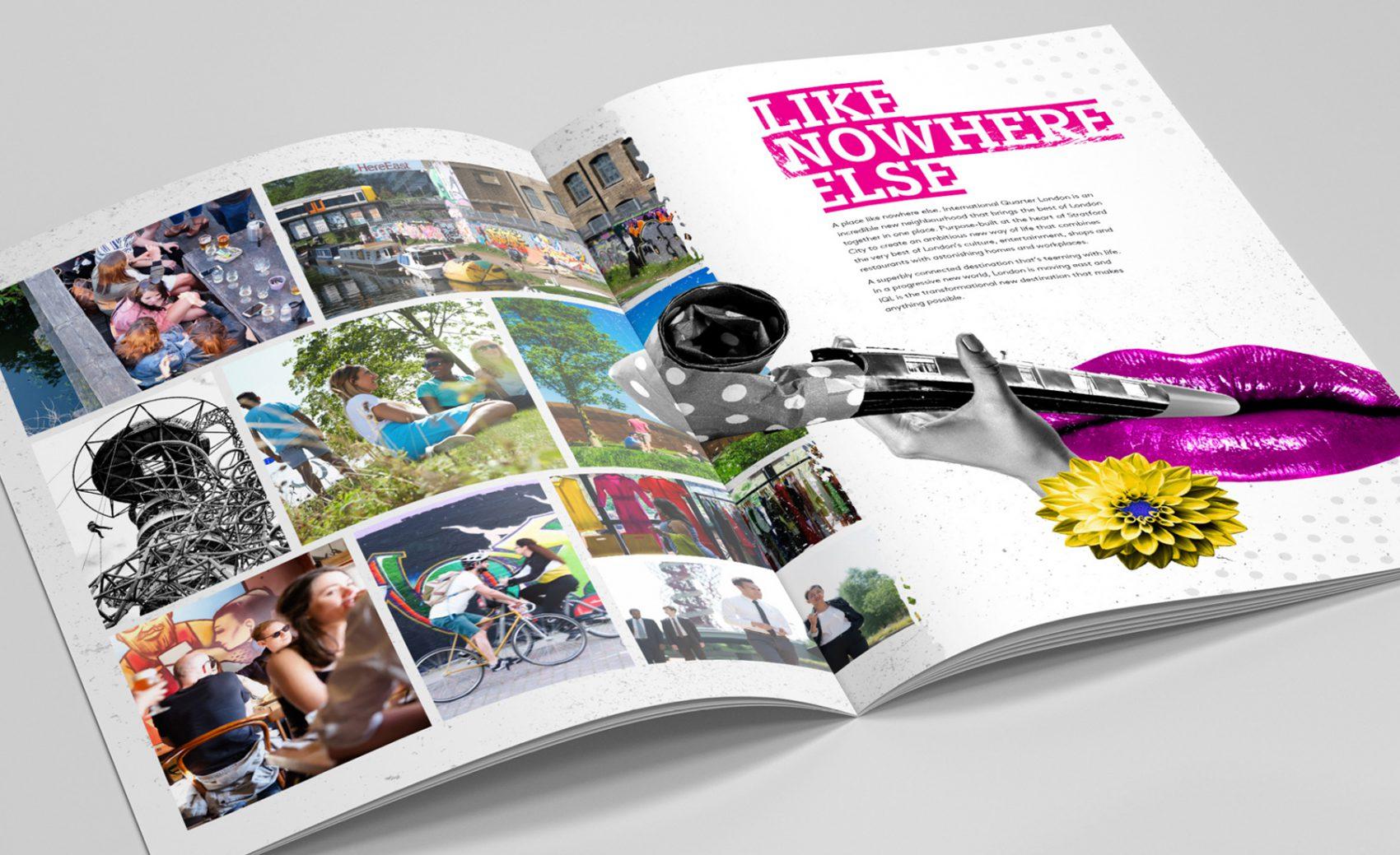 IQL Stratford Campaign Toolkit Spread Design