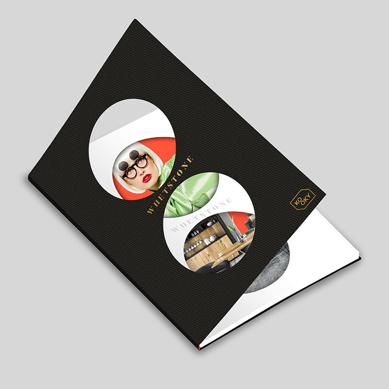 Kooky Brochure Front Cover