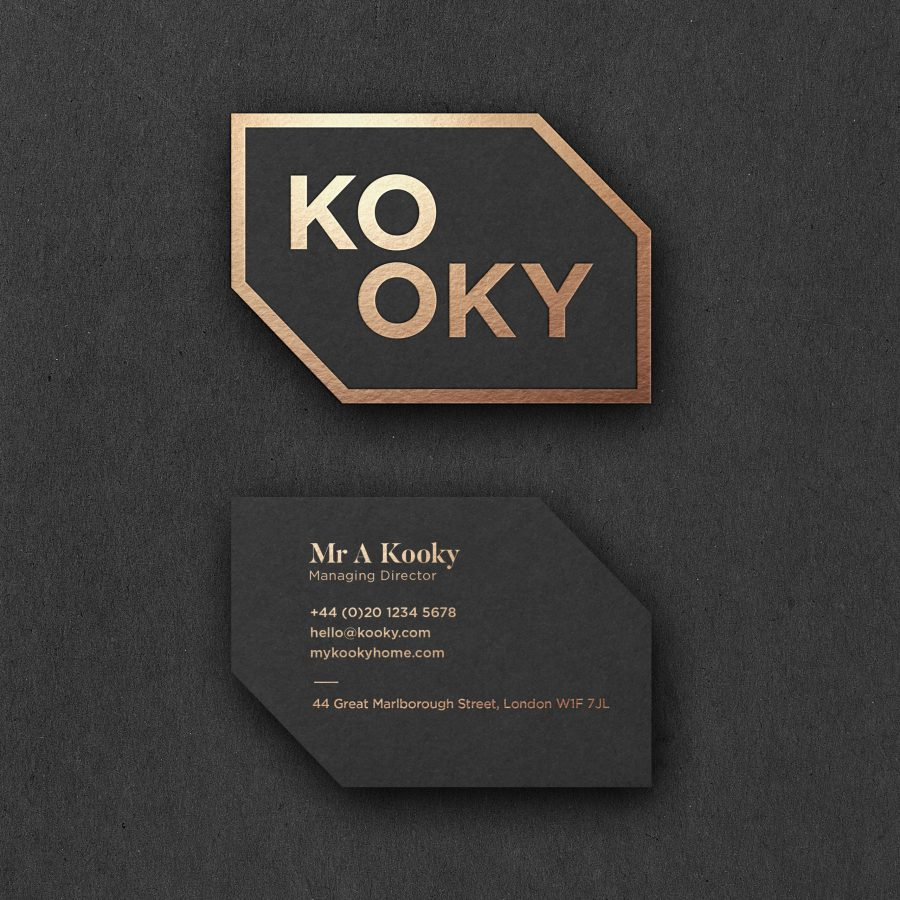 Kooky Business Cards