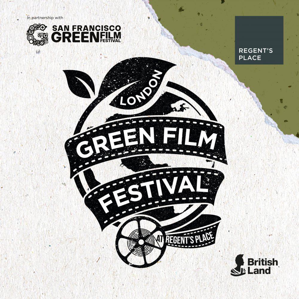 Regent's Place London Green Film Festival Logo